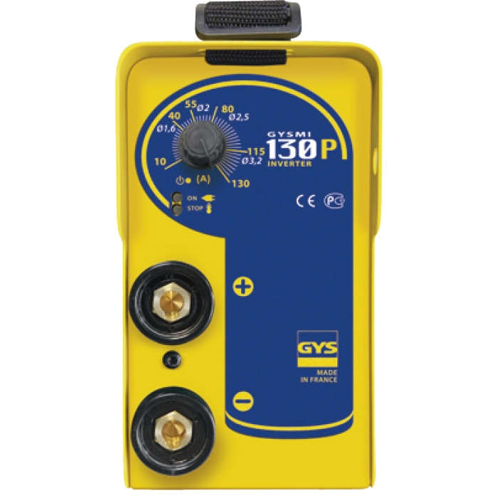 Aparat de sudura GYS 029972 GYSMI 130P, tehnologie MMA - TIG 130 Amperi