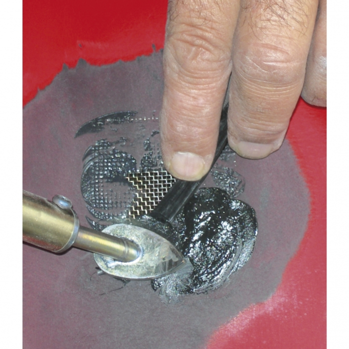Pistol reparatie plastic GYS 057258 cu potentiometru temperatura 550° C