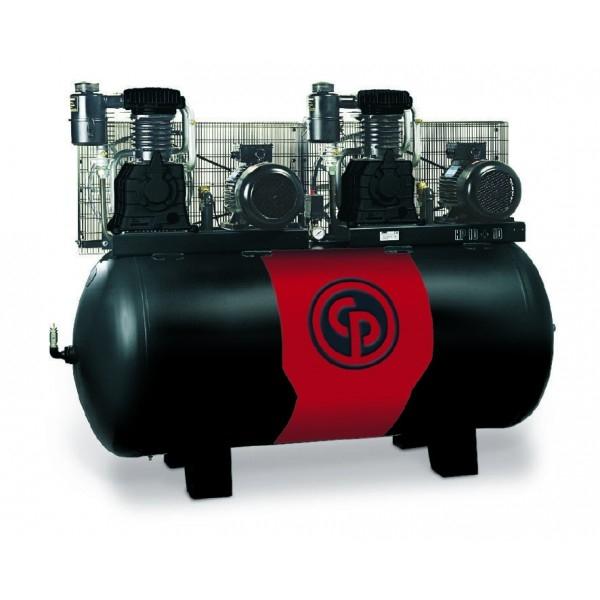 Compresor aer cu piston lubrifiat 500 litri Chicago Pneumatic CPRD 11500 NS39 FT 0