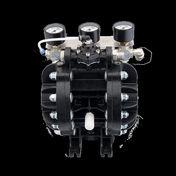Binks DX70 1:1 ratio pompa cu diafragma 3