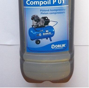 Ulei compresore cu piston 1 litru Orlik P 01