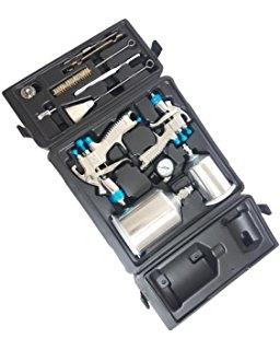 Pistol de vopsit DeVilbiss SLG-650 in valiza