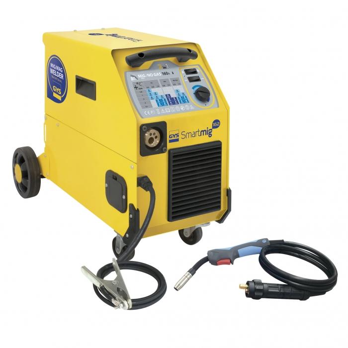 Aparat de sudura GYS 033160 Smart MIG, tehnologie MIG - MAG 160 Amperi