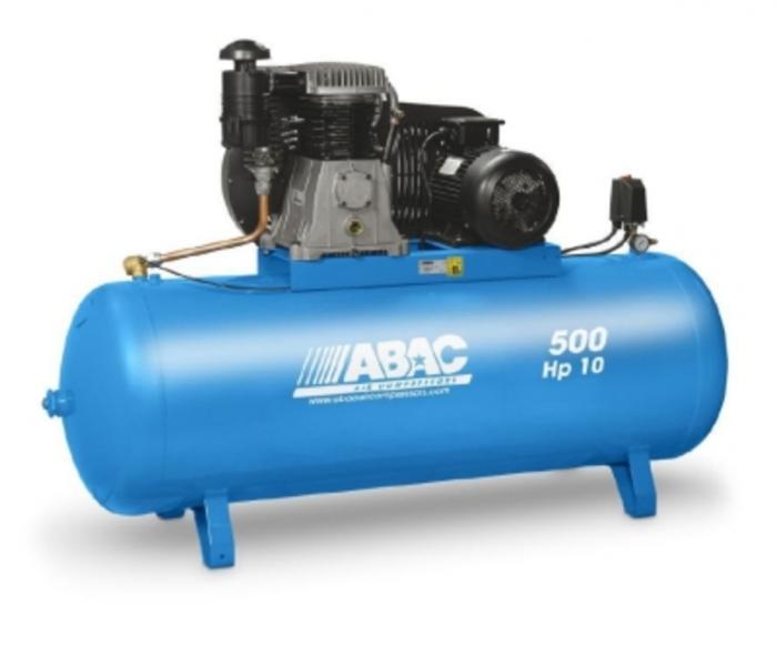 Compresor aer cu piston lubrifiat 500 litri ABAC