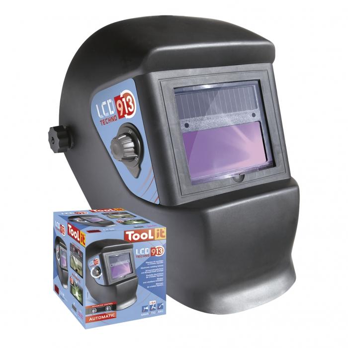 Masca sudura GYS Techno LCD 9-13 0