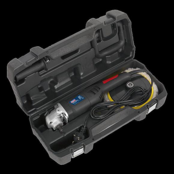 Masina de polisat electrica Sealey ER1700PD Ø 180 mm 2