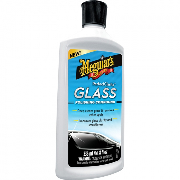 Pasta polish Sticla Meguiar's - Perfect Clarity Glass Polishing Compound 236 ml