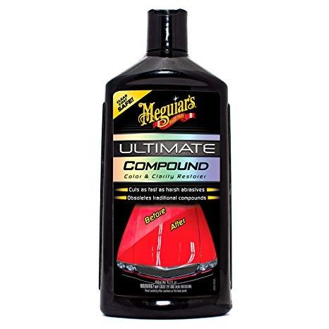 Pasta polish Meguiar's - Ultimate Compound Color Restorer 450 ml