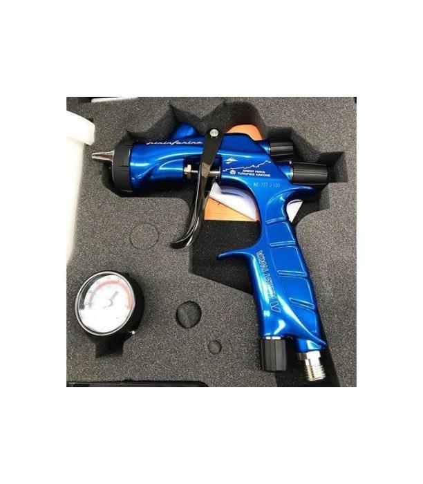 Pistol de vopsit Anest Iwata Pininfarina TurnPike Hakone duza ø 1,3 mm 9