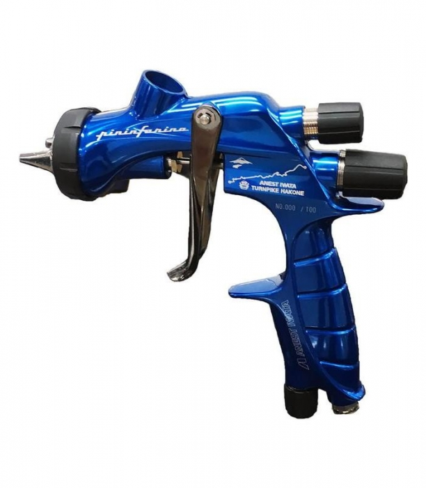 Pistol de vopsit Anest Iwata Pininfarina TurnPike Hakone duza ø 1,3 mm 10