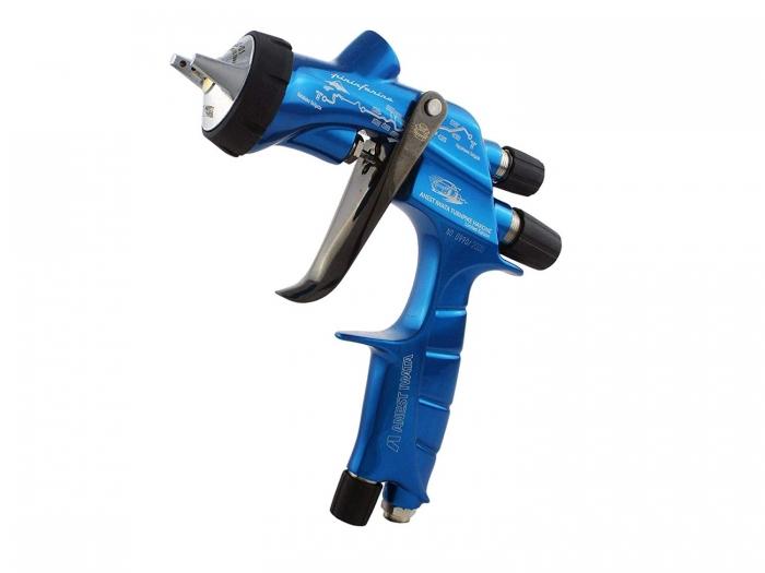 Pistol de vopsit Anest Iwata Pininfarina TurnPike Hakone duza ø 1,3 mm 4