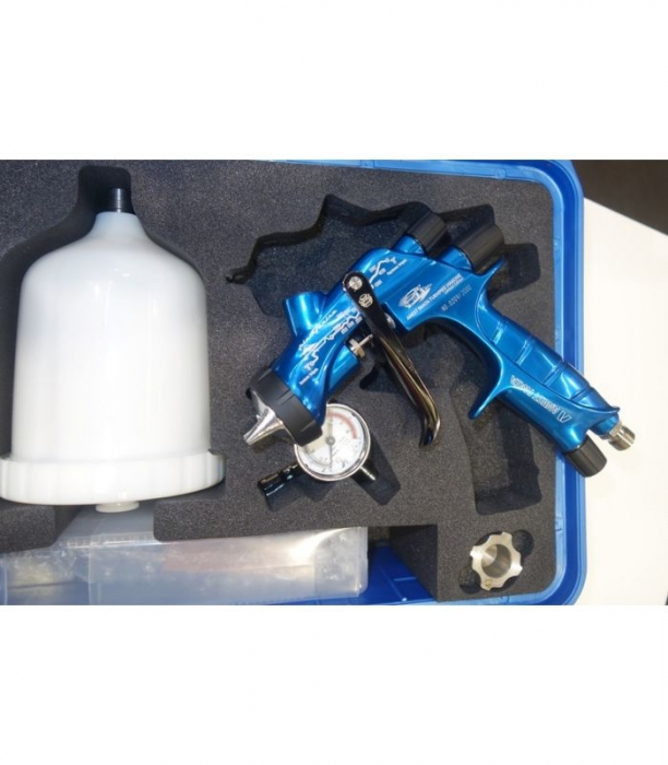 Pistol de vopsit Anest Iwata Pininfarina TurnPike Hakone duza ø 1,3 mm 7