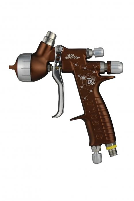 Pistol de vopsit Sagola 4600 Scrambler