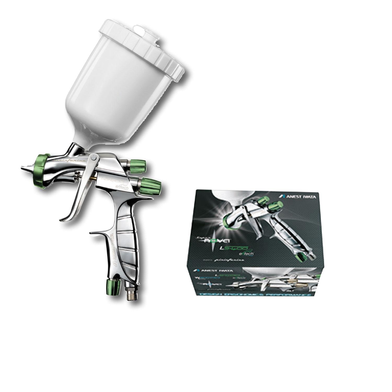 Imagini pentru pistol de vopsit fara aer anest iwata